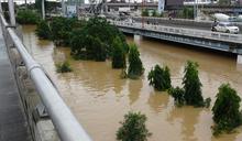 颱風梵高襲菲 馬尼拉嚴重洪災 (圖)