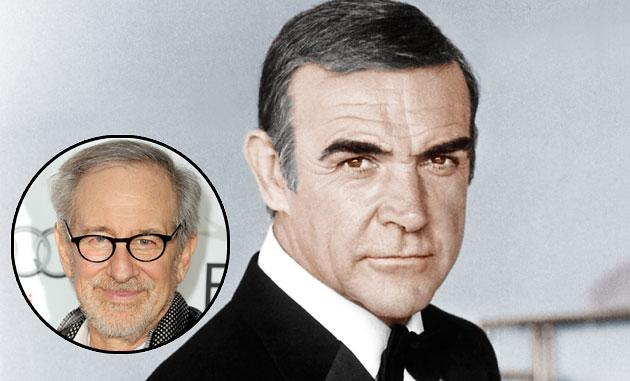 Steven Spielberg was denied 007 directing assignment