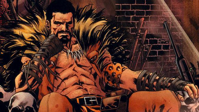 Kraven The Hunter, karakter antagonis dalam komik Spider-Man. (Marvel)