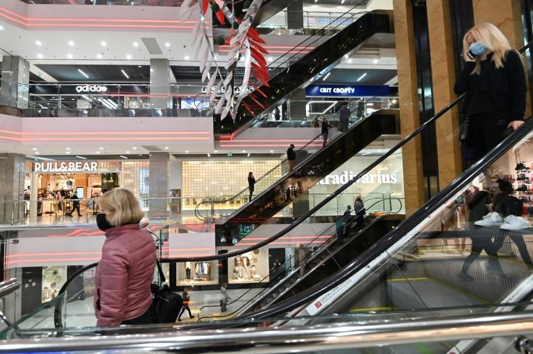 The reopening of malls, complete with strict social distancing, is the latest in a series of lockdown-easing measures it is hoped will stimulate the economy