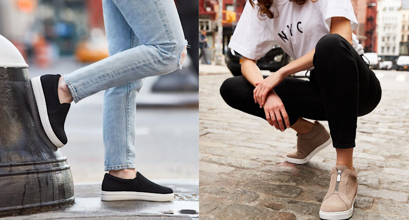 These best-selling waterproof Blondo slip-on shoes are 40% off right now (Images via Instagram/Blondo_Waterproof)