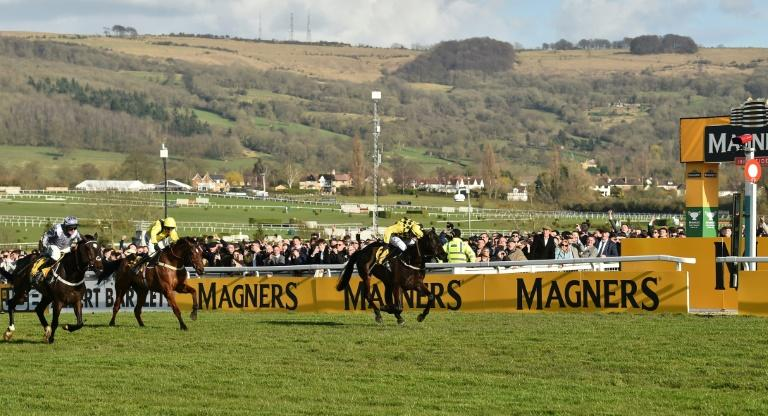 Al Boum Photo became the first horse since in 2004 to win back-to-back Cheltenham Gold Cups in front of almost 69,000 spectators despite the coronavirus pandemic