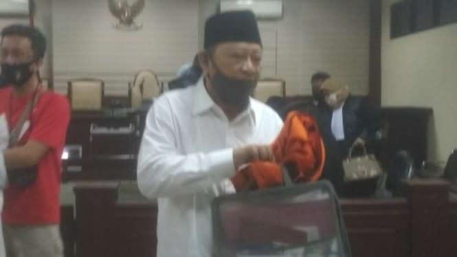 Bupati Nonaktif Sidoarjo Saiful Ilah Dituntut Penjara Empat Tahun