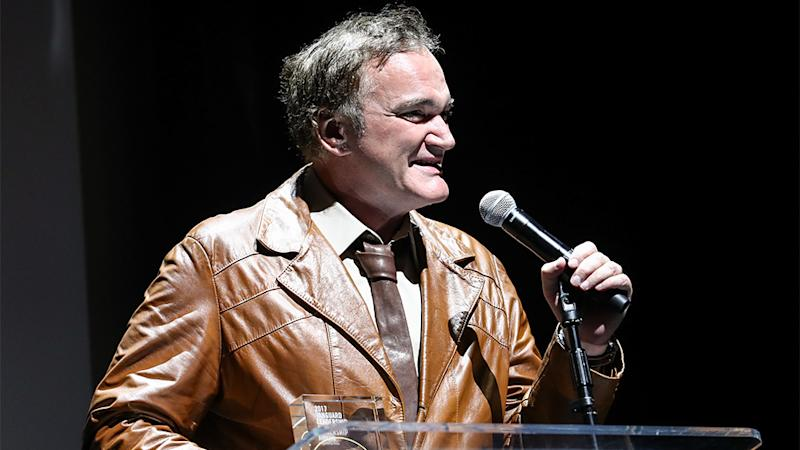 Quentin Tarantino to Receive 5th Lumiere Award