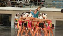 臺東縣學生舞蹈暨創意戲劇比賽 熱力四射舞力全開