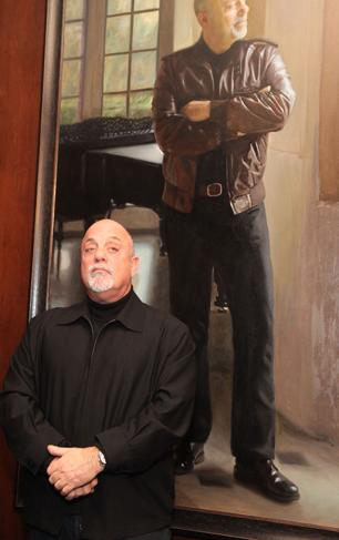 Billy Joel Becomes First Pop Musician Honored by Steinway Hall