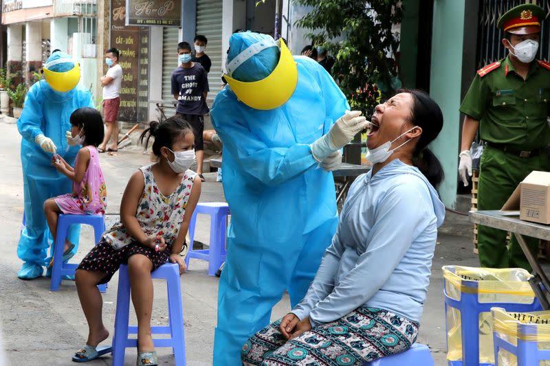 Vietnam says early August 'decisive' in containing coronavirus