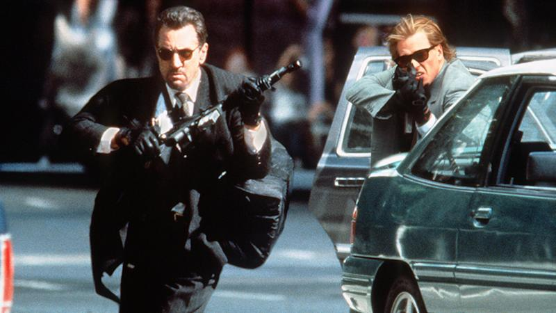 Heat is one of the best movies on Amazon Prime