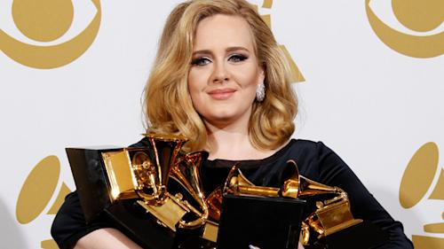 The 56th Grammy Awards Scheduled for January 26, 2014