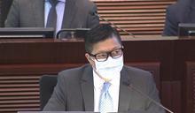 鄧炳強批參觀警隊被抹黑 楊潤雄稱不應憑相片否定安排