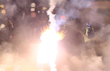 反「國安法」 香港抗爭再起