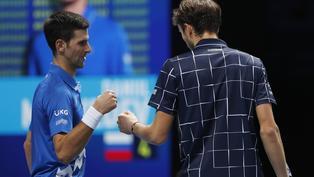 【專欄】Djokovic遇到另一個自己 年終賽與Nadal無路可退