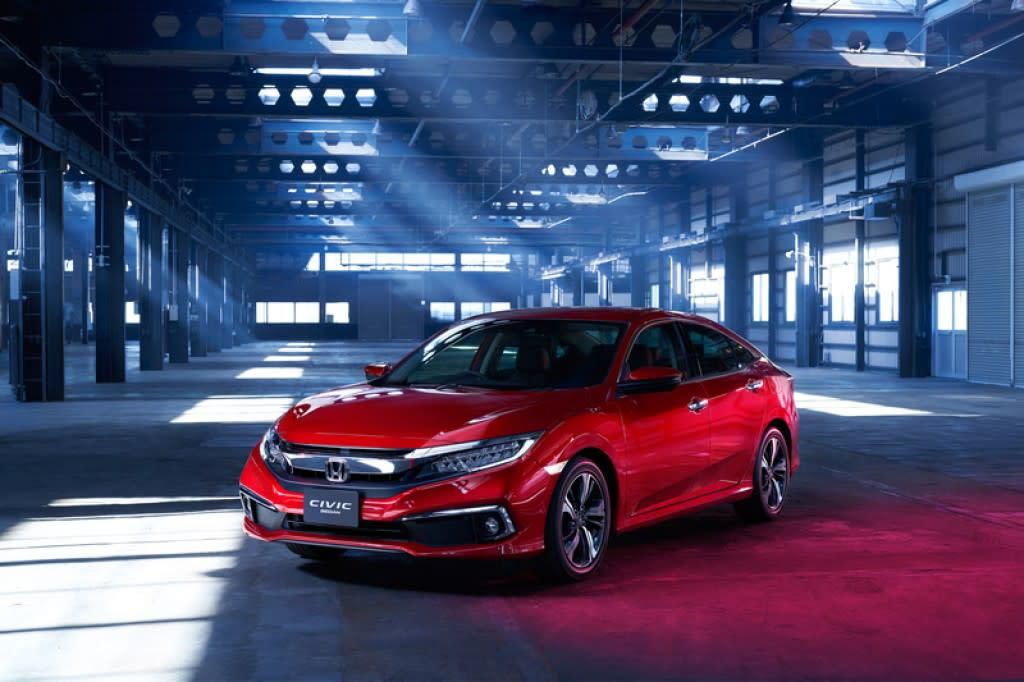 「選擇與集中」政策下的犧牲品!Honda Civic Sedan、Grace 與 Jade 將於今夏停產