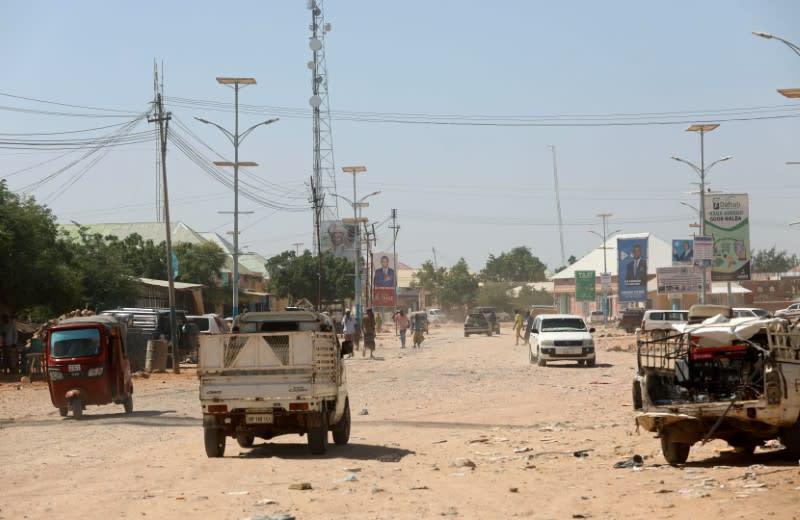 War-ravaged, impoverished Somalia starts on road to debt relief
