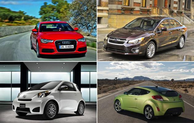 Best and worst cars of 2012