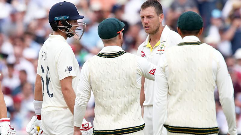 James Pattinson couldn't believe he didn't get Joe Root. (Photo by Nick Potts/PA Images via Getty Images)