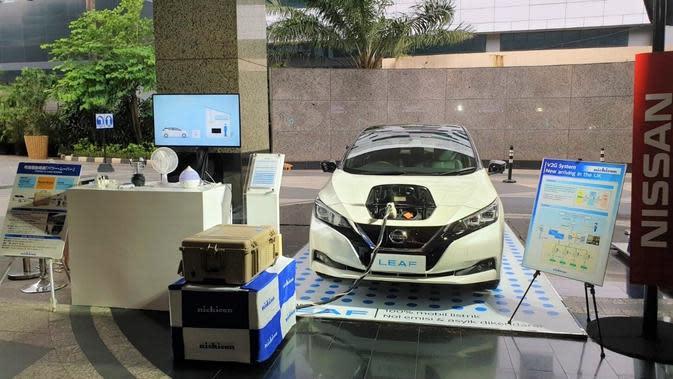 Top3 Berita Hari Ini: Tiga Teknologi Mobil Listrik Nissan dan Harga Fantastis Bugatti