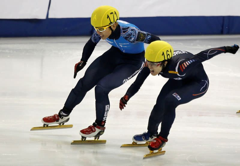 Speed skating: Russian short track great Ahn retires due to injuries