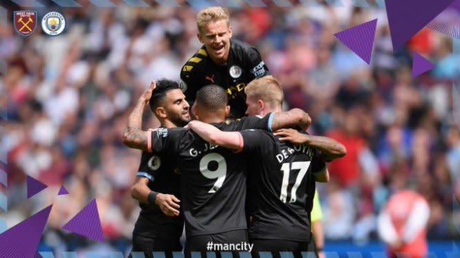 Mourinho: Tim Cadangan ManCity Punya Peluang Juara Premier League