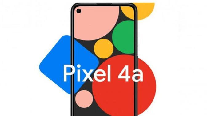 Pixel 4a. (Doc: Google)