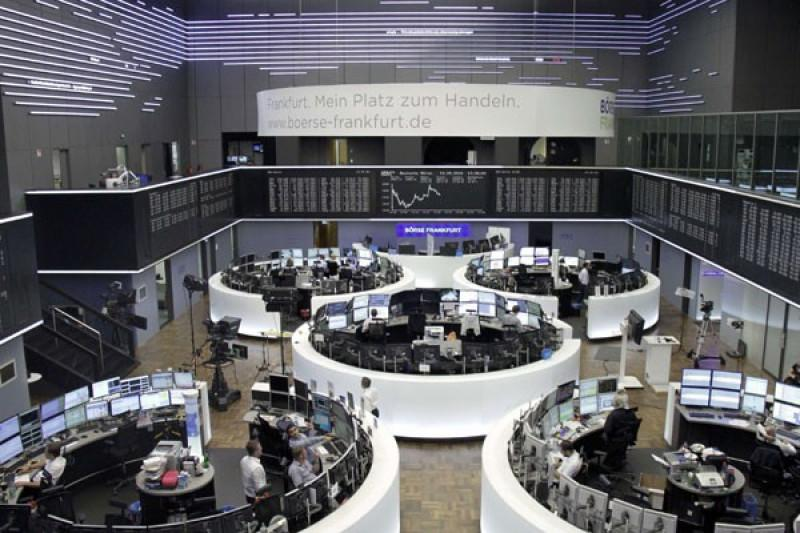 Saham  Jerman perpanjang kerugian, indeks DAX 30 turun 0,05 persen