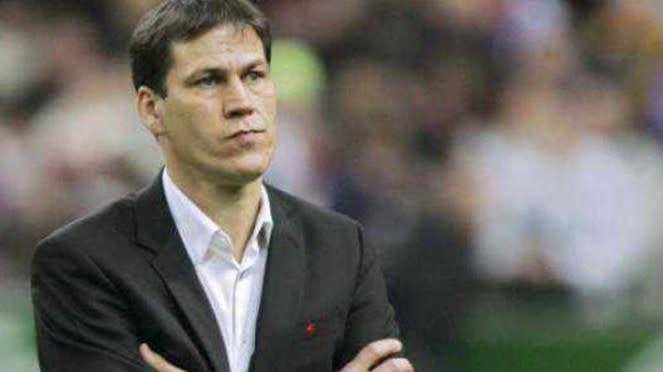 Pelatih baru AS Roma Rudi Garcia