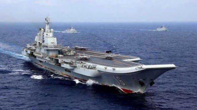 VIVA Militer: Armada laut Angkatan Laut Tentara Pembebasan Rakyat China (PLAN)