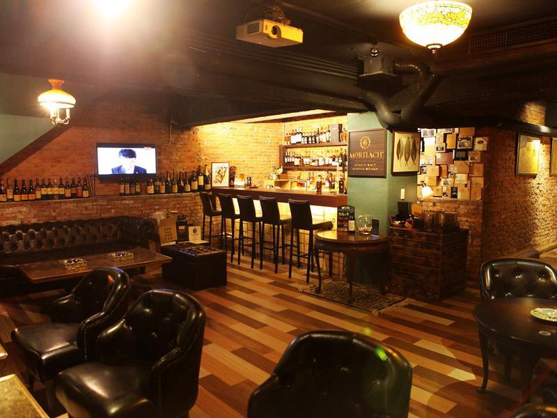 Le Fumoir威士忌雪茄館