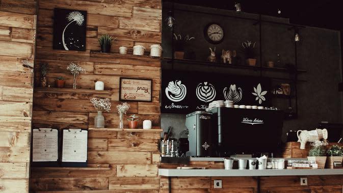 Ilustrasi kafe (Sumber Pexels)