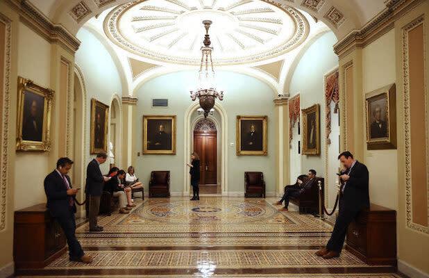 Senate Passes $2 Trillion Coronavirus Stimulus Package