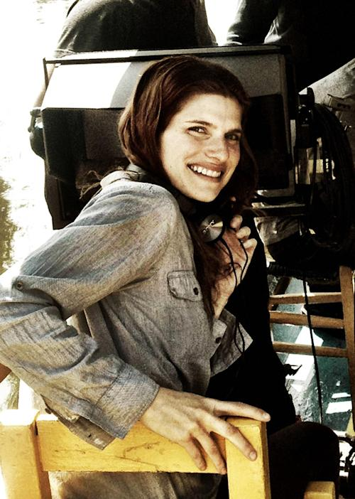"This undated publicity photo released by the Sundance Institute shows director, Lake Bell, whose film, ""In a World...,"" is included in the U.S. Dramatic Competition at the 2013 Sundance Film Festival in Park City, Utah. The festival has 50-50 parity in directors, with eight women, eight men, among the 16 films in the competition, a record that female filmmakers consider a hopeful sign that they are making progress toward equal time with males. (AP Photo/Sundance Institute, Jett Steiger)"