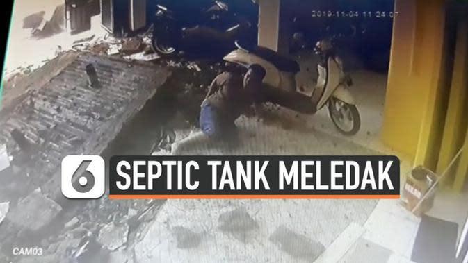 VIDEO: Apa Penyebab Septic Tank Meledak? Ini Kata Guru Besar UI
