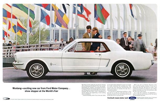 April 17: Ford Mustangs sold like hotcakes on this date in 1964