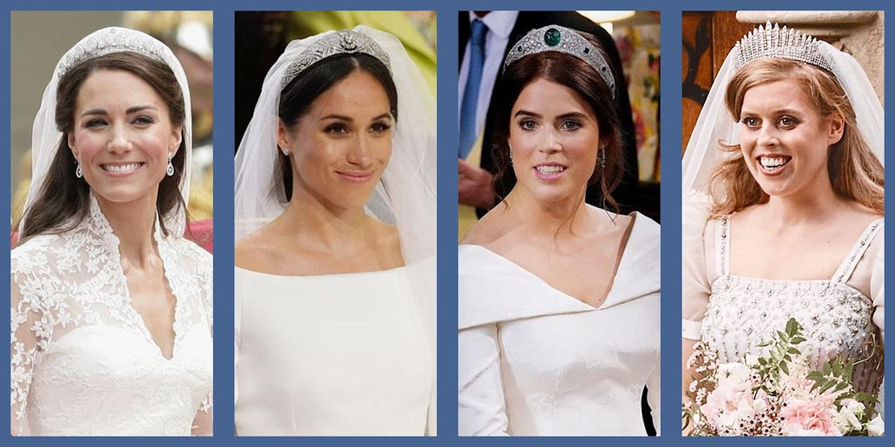 """<p>In honor of Princess Beatrice's wedding, take a look back at 26 of the <span class=""""redactor-unlink"""">most gorgeous royal wedding tiaras of all time.</span></p>"""