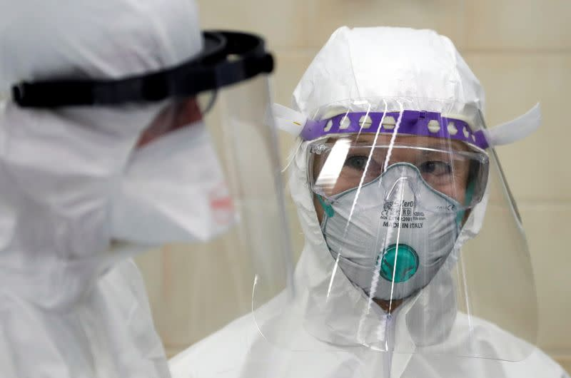Czech Republic's daily COVID-19 infections top 11,000 for first time