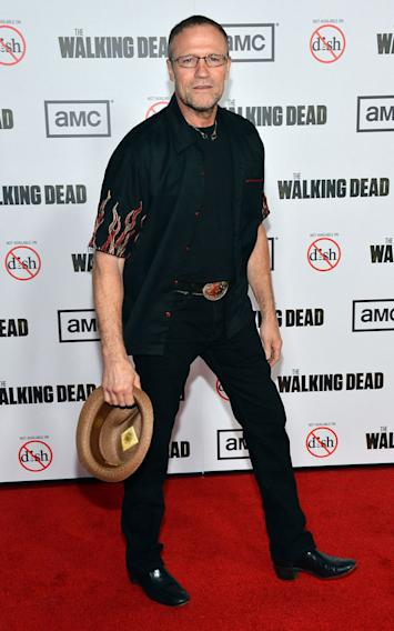 "Premiere Of AMC's ""The Walking Dead"" 3rd Season - Arrivals"
