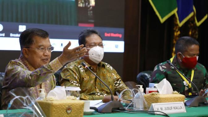 Jusuf Kalla Yakin Konflik Papua Dapat Selesai Lewat Jalan Damai