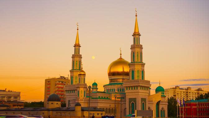 Ilustrasi ucapan tahun baru Islam (Photo by Khusen Rustamov on Pixabay)