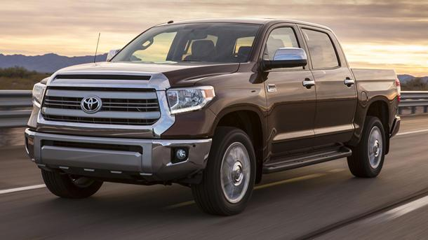 2014 Toyota Tundra, toughening up: Motoramic Drives