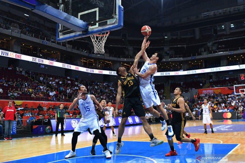 Timnas basket Indonesia tunggu restu pemerintah untuk gelar pelatnas