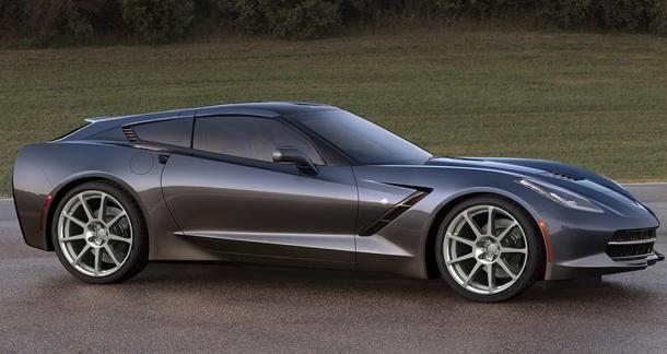 Callaway's 2014 Corvette Stingray Aerowagon concept gets tongues waggin'