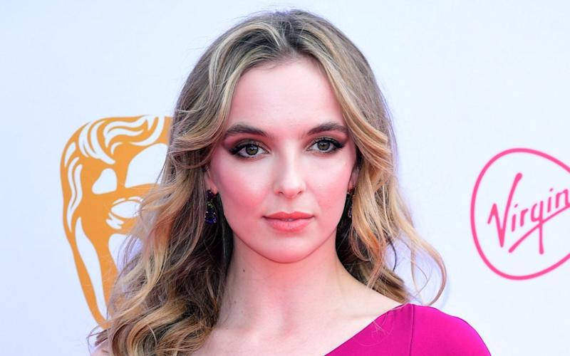 Killing Eve actress Jodie Comer has a Liverpudlian accent - Ian West/PA