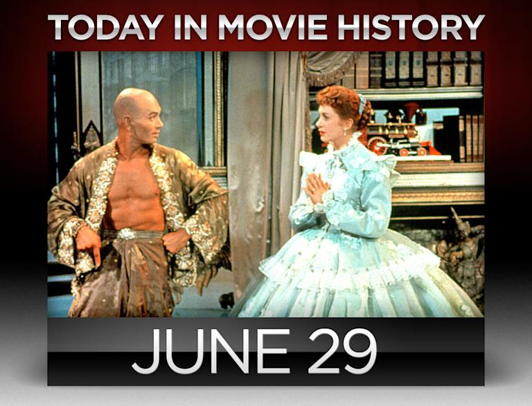 Today in movie history, june 29