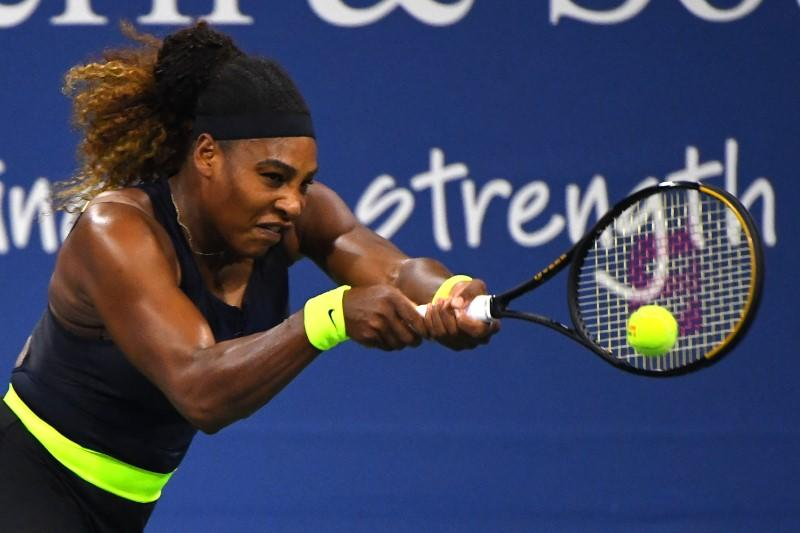 Insatiable Serena in hot pursuit of slam number 24 - again