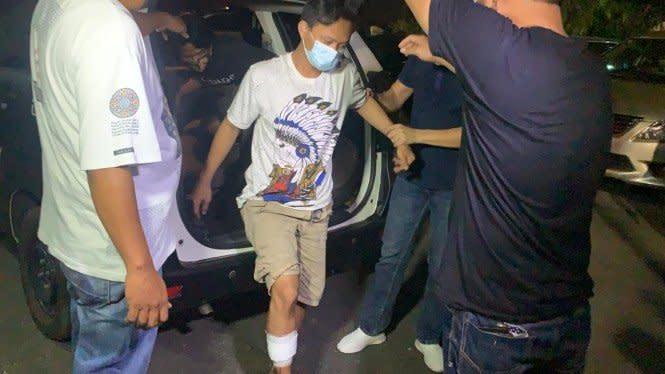 Resahkan Warga Kalideres, 2 Perampok Bersenjata Tajam Didor Polisi