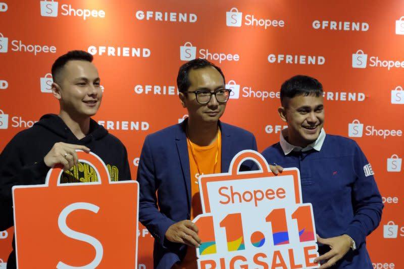 Shopee minta Buddies nantikan penampilan GFriend