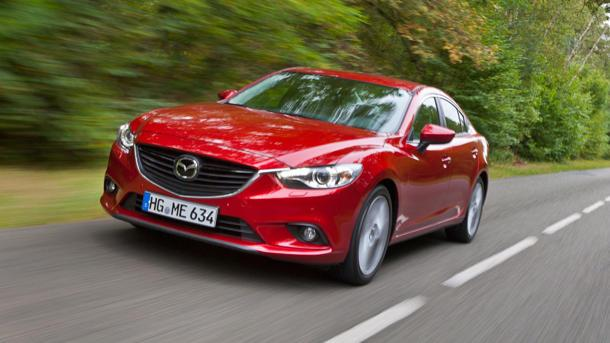 The 2014 Mazda6 — or about 98 percent of it: Motoramic Drives