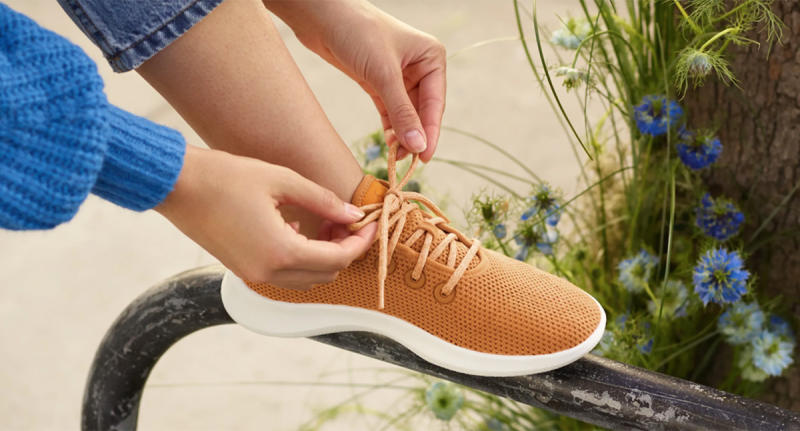 The Allbirds Super Bloom collection is here just in time for spring.