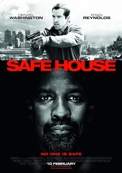 Denzel Washington Movie Titles - Safe House