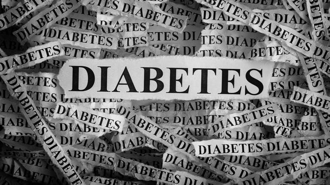 llustrasi diabetes. (Foto: iStockphoto)